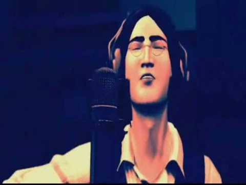 The Beatles  Rock Band Revolution 9 trailer
