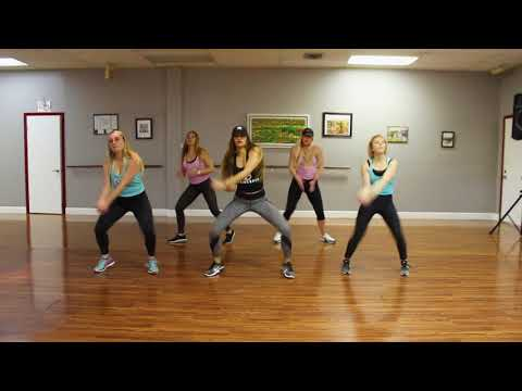 Lemon N.E.R.D Rihanna Dance Fitness- Melody DanceFit