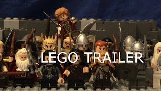 Lego The Hobbit The Battle of the five armies official trailer