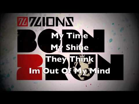 7 Lions -BORN 2 RUN (karaoke version by SAM'S KARAOKE)