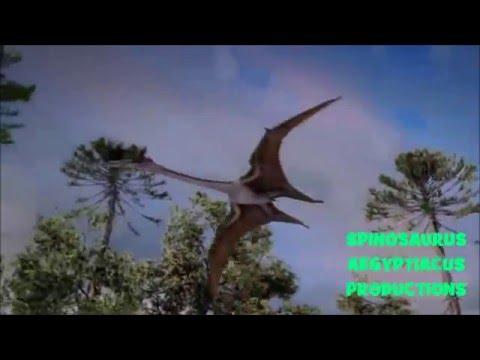 Pterosaurs - Pompeii