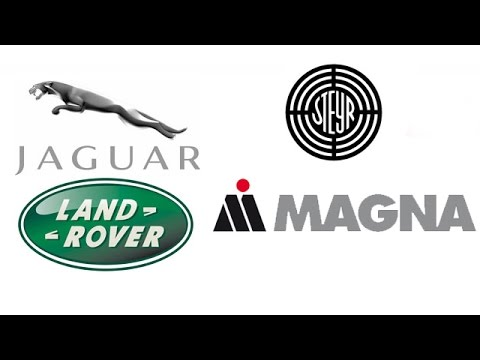 Jaguar Land Rover Signs Contract Manufacturing Agreement With Magna Steyr