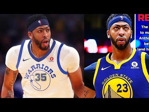 Anthony Davis Joining Warriors? Anthony Davis Trade/Signing to Golden State Warriors?