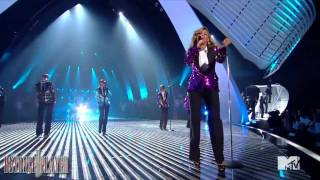 Beyoncé - Love On Top LIVE AT VMA 2011 HD