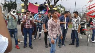 BANDA LA MISMA ESCUELA -OFELIA-EN SAN ANDRES TOTOLTEPEC 2016
