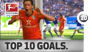 Top 10 - Solo Goals