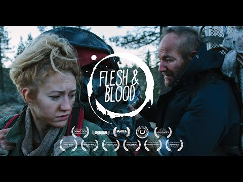 Apocalyptic Zombie Short Film | FLESH AND BLOOD | Trailer #1