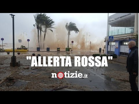 Maltempo, Tempesta Gloria Si Abbatte Sulla Spagna: è Allerta Rossa | Notizie.it