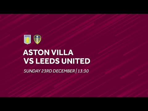 Aston Villa 2-3 Leeds United | Extended highlights