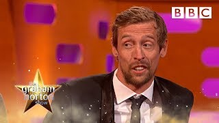 Peter Crouch's Alternate Life - The Graham Norton Show - BBC