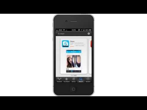 How to Install Skype on iPhone and iPad