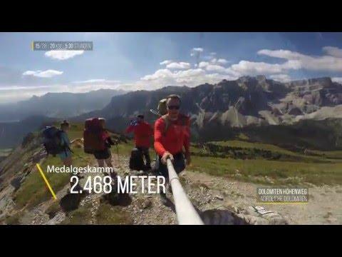 Über alle Berge - Unser Weg über die Alpen | Traumpfad München Venedig wandern