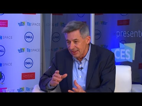 David Roman, SVP and CMO, Lenovo: Wake up with The Economist at CES 18 (FULL)