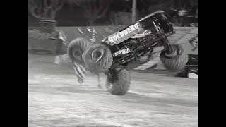 Freestyle Goldberg Monster Jam World Finals 2000