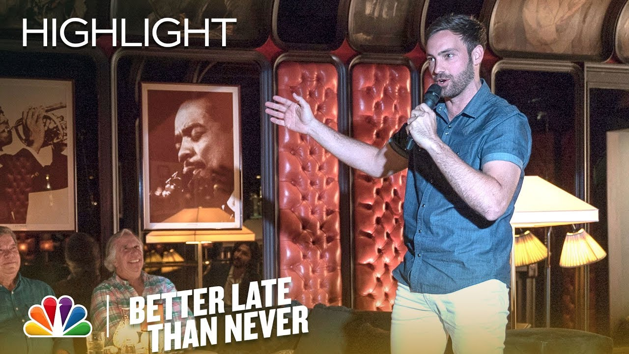 Download Better Late Than Never - Please Welcome to the Stage... (Episode Highlight)