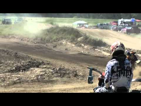 Rocky Hill Motocross - Riding Session - Matt Hammer, Aaron Lampi