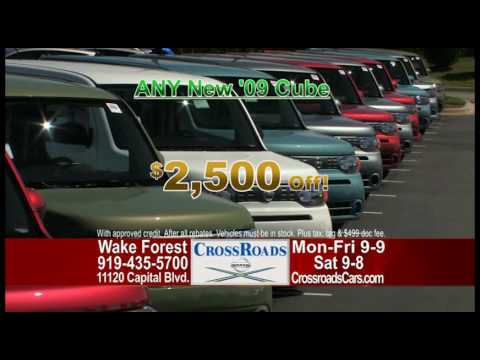 Marvelous CrossRoads Nissan Wake Forest Feb. 2010