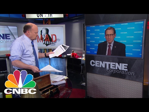 Centene Corp CEO: Moving Ahead | Mad Money | CNBC