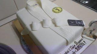 Торт Кимоно!