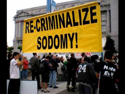 Virginia To Bring Back Sodomy Laws???