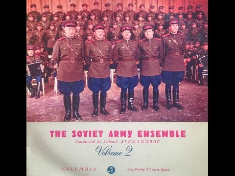 The Soviet Army Ensemble - Its a long way to Tipperary