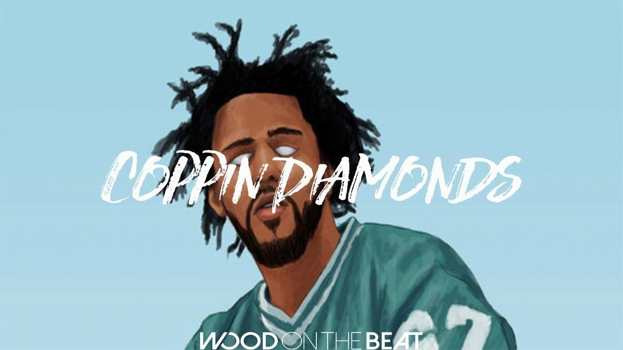 Free J Cole X Kendrick Lamar Sample Type Beat Instrumental 2019 Coppin  Diamonds