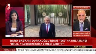Binali Yıldırım'a '1963' hatırlatması! // Mehmet Durakoğlu