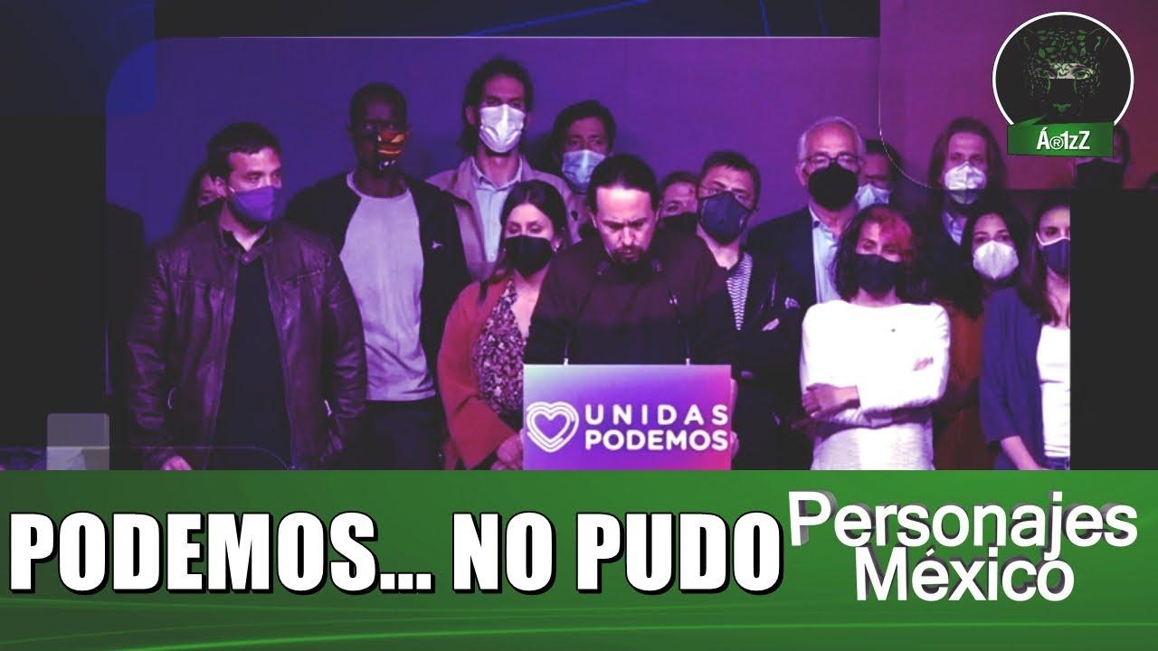 Pablo Iglesias se despide de la política tras la derrota de las elecciones en Madrid