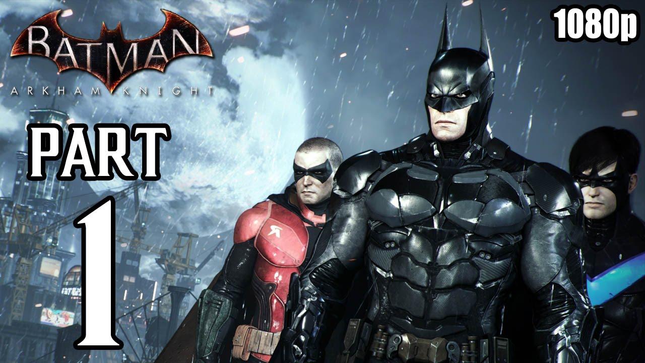 Foreword | Batman Arkham Knight | Gamer Guides