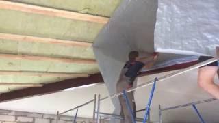 видео строительная пленка