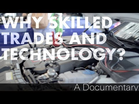Why Trades and Technology? (Skills Canada 2017 Gold Medal Winner Video Production BC)