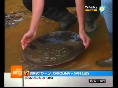 Vivo En Argentina La Carolina San Luis Minas De Oro 30 05 12
