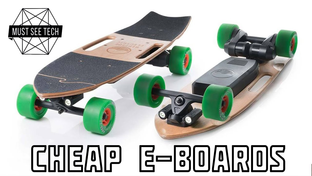 Cheap Electric Skateboard >> Top 10 Cheap Electric Skateboards To Buy In 2018 Prices And Specs Reviewed