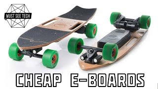 Top 10 Cheap Electric Skateboards to Buy in 2018 (Prices and Specs Reviewed)