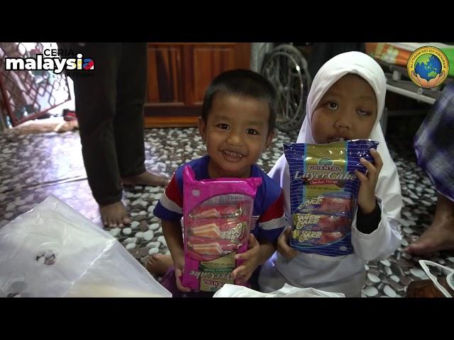 CERIA MALAYSIA : PESAKIT STROK PERLUKAN BANTUAN ANDA