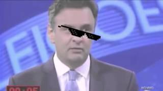 Aécio Neves detona Luciana Genro na globo ZUERA UEHUEHEUHEUUE (Video Original)