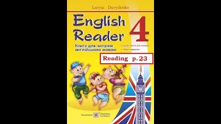 Reading p.23