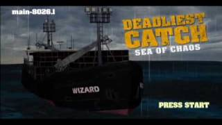 Deadliest Catch: Sea of Chaos - Anchors Aweigh Developer Diary