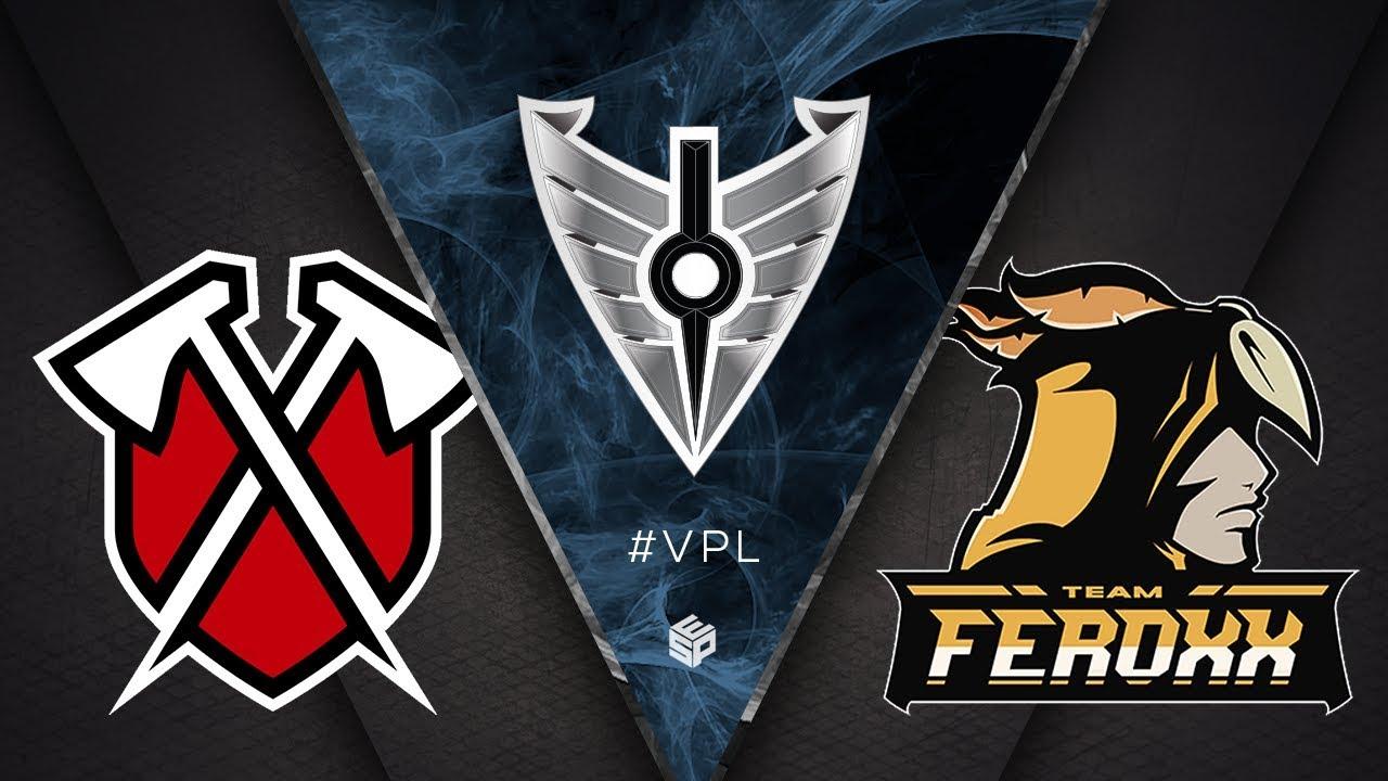 Tribe vs Feroxx - VPL Summer Open - NA Semi-Finals - Vloggest