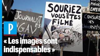 Marche des Libertés : des dizaines de milliers de manifestants à Paris