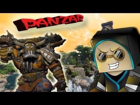 видео: Вонючий Паладин! panzar! #1