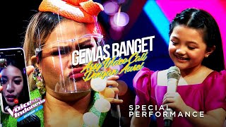 Arsy Seneng Banget Video Call Sama Aurel | Grand Final | The Voice Kids Indonesia Season 4 GTV 2021