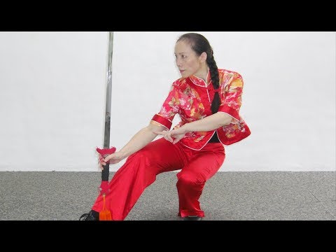 中達也が太極拳を習った!沖縄の凄い中国武術家(宋麗)が再び登場!