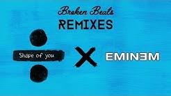 Ed Sheeran - Shape of You ft. Eminem (Hip Hop Remix )
