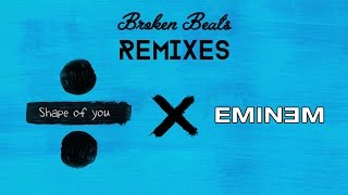 Download Ed Sheeran - Shape of You ft. Eminem (Hip Hop Remix ) MP3 song and Music Video