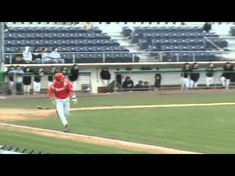 Doug Joyce Hits 2 Run Blast
