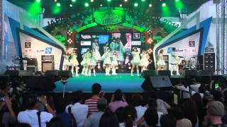 Acid Drops Cover 48Family  @ Japan Festa 2014 Part 1