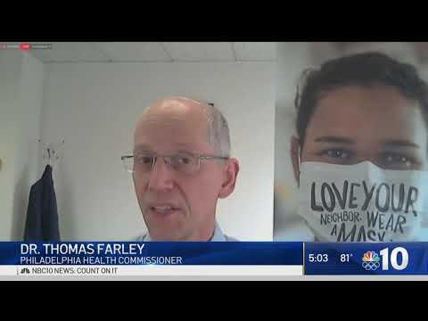 Pennsylvania To Lift All Coronavirus Restrictions Except Mask Mandates On Memorial Day   NBC10