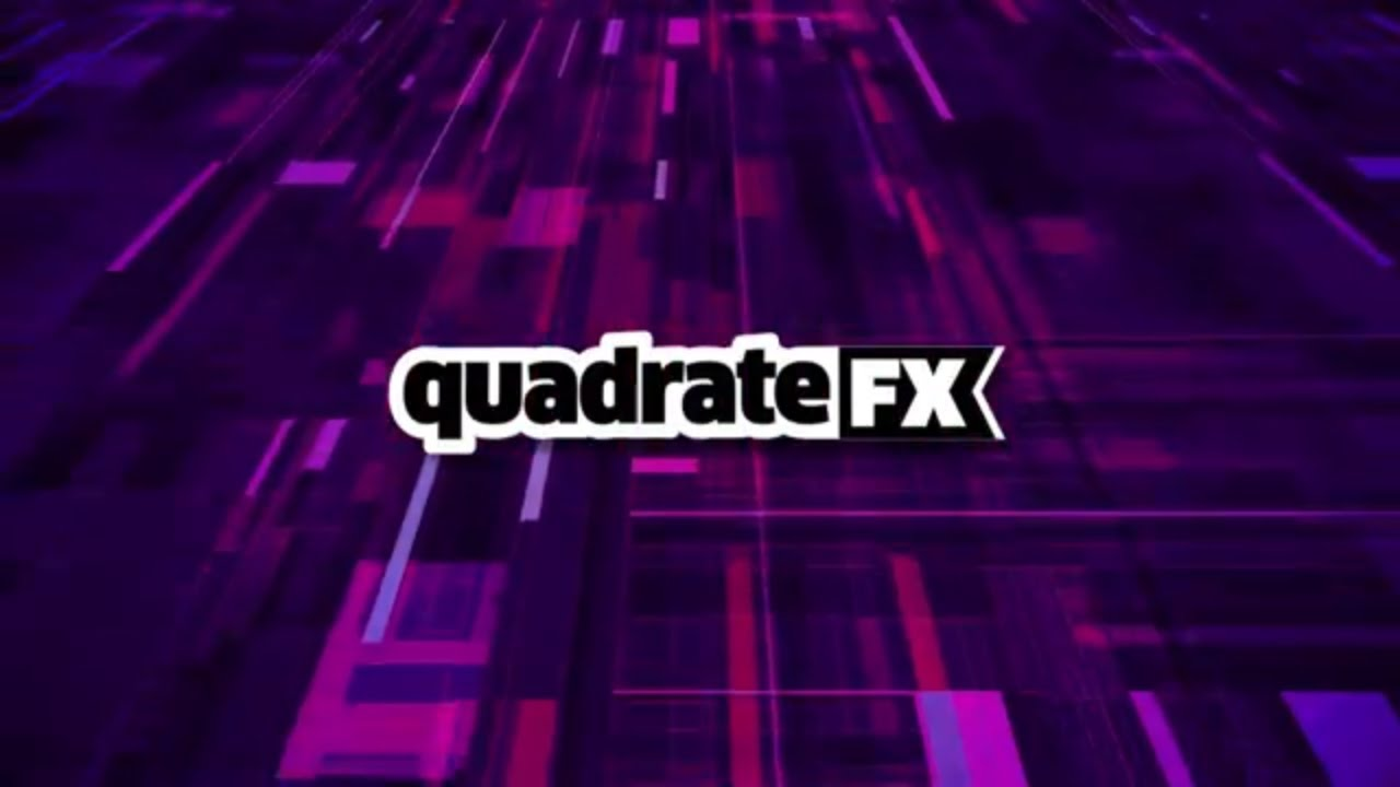 quadrateFX - Pattern Generator for After Effects - YouTube