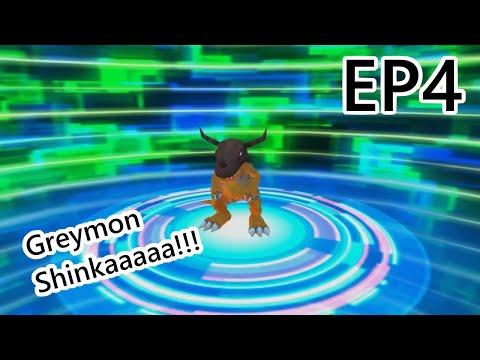 Signpost Forest, Greymon Berubah - Digimon World Re Digitize Indonesia [4]